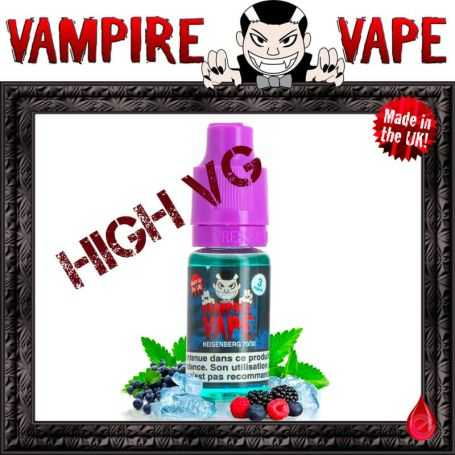HEISENBERG HIGHT VG - VAMPIRE VAPE - e-liquide 10ml