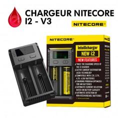 CHARGEURS D'ACCUS Chargeur d'accus 18xxx I2 V3 - NITECORE