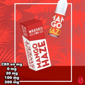 MANGO HAZE - WEEDEO CBD
