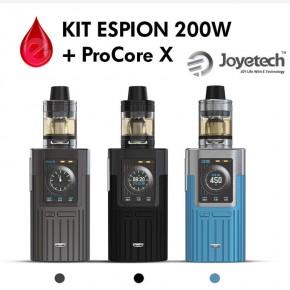 Joyetech - KIT ESPION + ProCore X