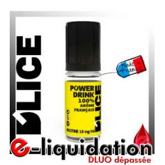 POWER DRINK - D'lice - DESTOCKAGE DLUO