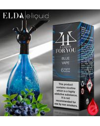 BLUE VAPE - FOR YOU by elda