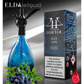 BLUE VAPE - FOR YOU by elda