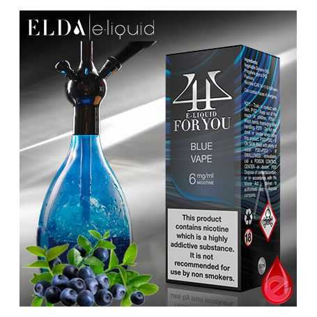 FOR YOU by elda BLUE VAPE - FOR YOU by elda