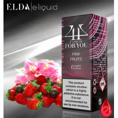 FOR YOU by elda PINK FRUITS - FOR YOU by elda