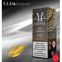 GOLD TOBACCO - FOR YOU by elda - DESTOCKAGE DLUO