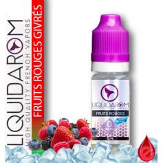 FRUITS ROUGES GIVRES - LIQUIDAROM