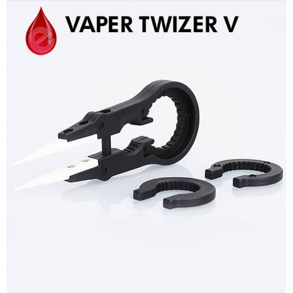 VAPER TWIZER - la pince indispensable