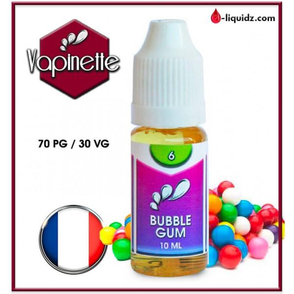 BUBBLE GUM - VAPINETTE