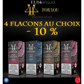 e-liquide for you en pack promo