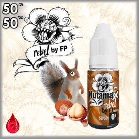 50/50 NUTAMAX REBEL - Flavour POWER - e-liquide 10ml