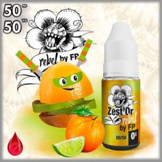 50/50 ZEST'OR REBEL - Flavour POWER - e-liquide 10ml