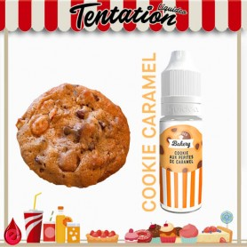 COOKIE CARAMEL - LIQUIDEO TENTATION