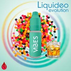 VIBES - LIQUIDEO e-liquide 10ml