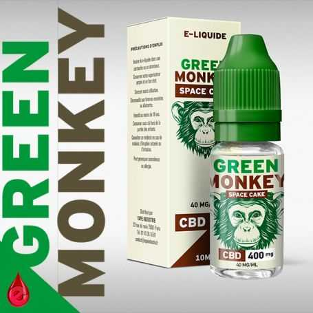 SPACE CAKE - GREEN MONKEY