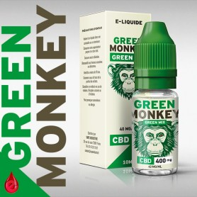 GREEN MIX - GREEN MONKEY CBD