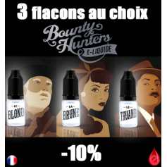 PACKS BOUNTY HUNTERS PACK DE 3 FLACONS