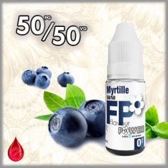 50/50 MYRTILLE - Flavour POWER - e-liquide 10ml