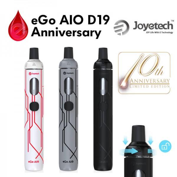 e-cigarettes Joyetech - eGo AIO Anniversary - D19 Édition limitée