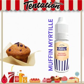 MUFFIN MYRTILLES - LIQUIDEO TENTATION