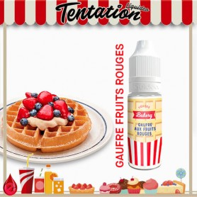 GAUFRE FRUITS ROUGES - LIQUIDEO TENTATION