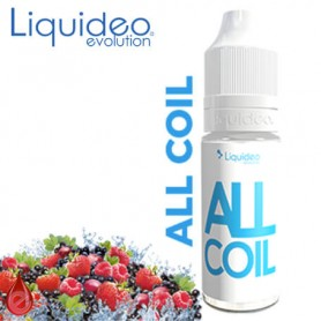ALL COIL - LIQUIDEO - eliquide 10ml
