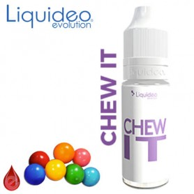 CHEW IT LIQUIDEO e-liquide 10ml