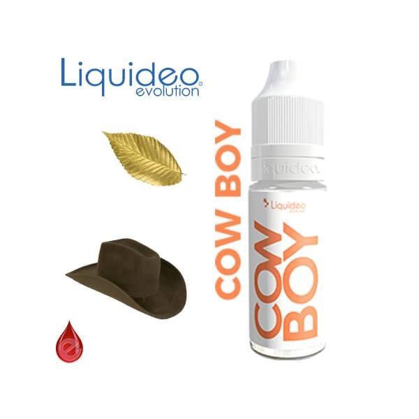 COWBOY LIQUIDEO e-liquide 10ml