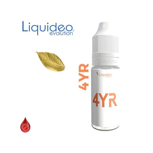 LIQUIDEO 4YR LIQUIDEO e-liquide 10ml