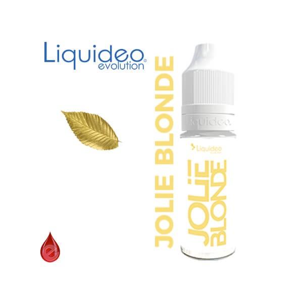 LIQUIDEO JOLIE BLONDE (TBC) LIQUIDEO e-liquide 10ml