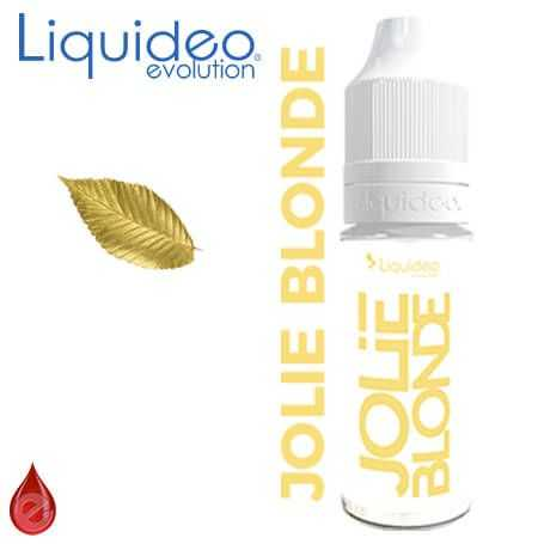 JOLIE BLONDE (TBC) LIQUIDEO e-liquide 10ml