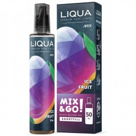 FRUIT GLACÉ - LIQUA Mix & Go - e-liquide 50ml