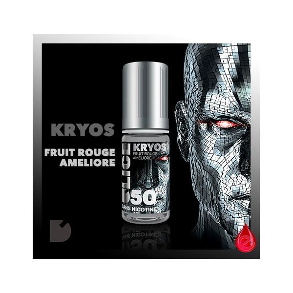KRYOS D50 - D'lice - e-liquide 10ml