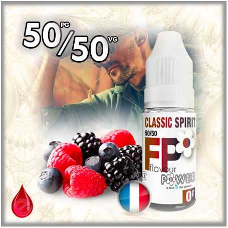 50/50 CLASSIC SPIRIT - Flavour POWER - e-liquide 10ml