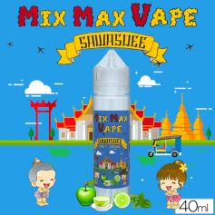 Mix Max Vape 40ml SAWASDEE - Mix Max Vape - e-liquide 40ml