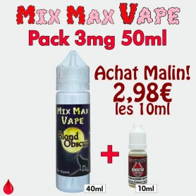 Pack 3mg 50ml Mix Max Vape