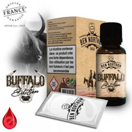 BUFFALO EDITION - BEN NORTHON e-liquide 10ml