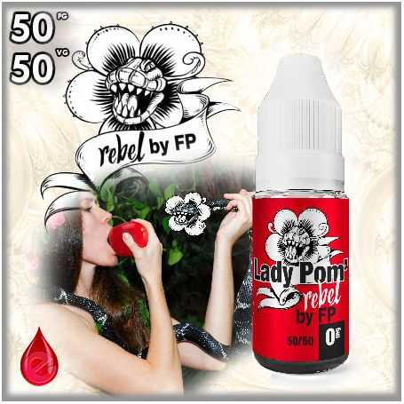 REBEL by FP 50/50 LADY POM REBEL - Flavour POWER - e-liquide 10ml