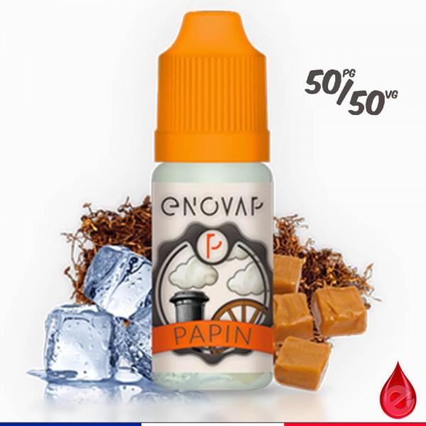 PAPIN e-liquide 10ml ENOVAP