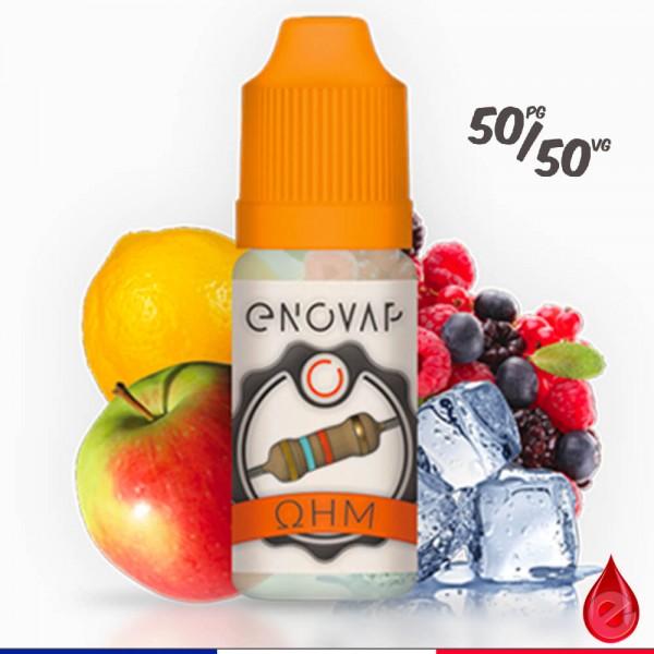 OHM e-liquide 10ml ENOVAP