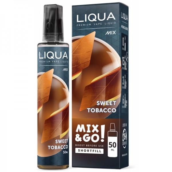 LIQUA Mix & Go TBC DOUX - LIQUA Mix & Go - e-liquide 50ml