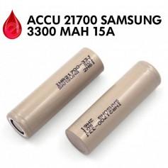 ACCUS ACCU 21700 SAMSUNG 33j 3300 MAH 15A
