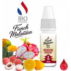 FRENCH MALAISIEN DRAGON ROUGE - French MALAISIEN e-liquide 10ml