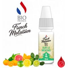 FRENCH MALAISIEN SUR LE MEKONG - French MALAISIEN e-liquide 10ml