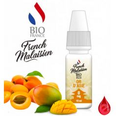 OR D'ASIE - French MALAISIEN e-liquide 10ml