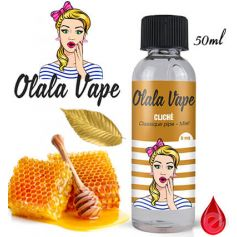 CLICHÉ - OLALA VAPE - e-liquide 50ml