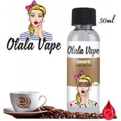 Olala Vape 50ml TORRÉFIÉ - OLALA VAPE - e-liquide 50ml