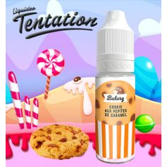 TENTATION par Liquideo COOKIE CARAMEL - LIQUIDEO TENTATION