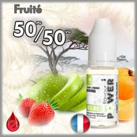 50/50 KILWA - Flavour POWER - e-liquide 10ml FLAVOUR POWER