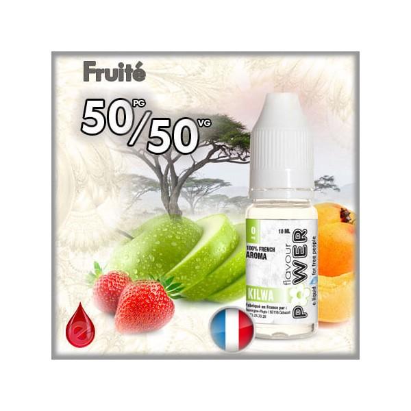 50/50 KILWA - Flavour POWER - e-liquide 10ml FLAVOUR POWER